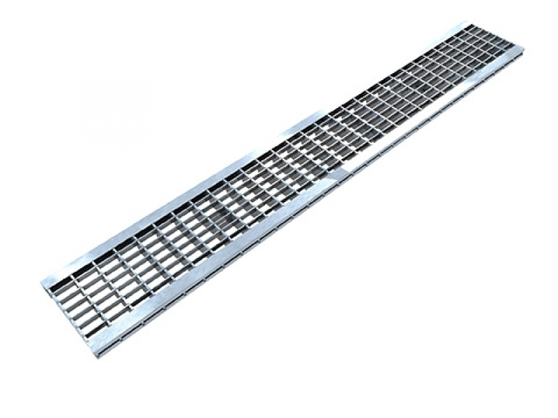 VIP 100/80 GRID GALVANIZED STEEL
