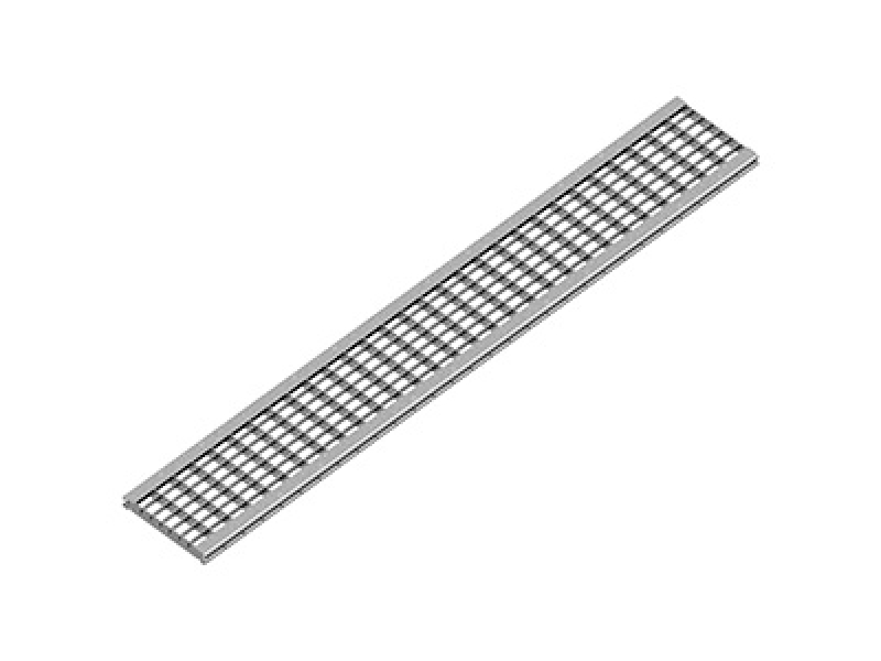 VIP 100/160 GRID GALVANIZED STEEL