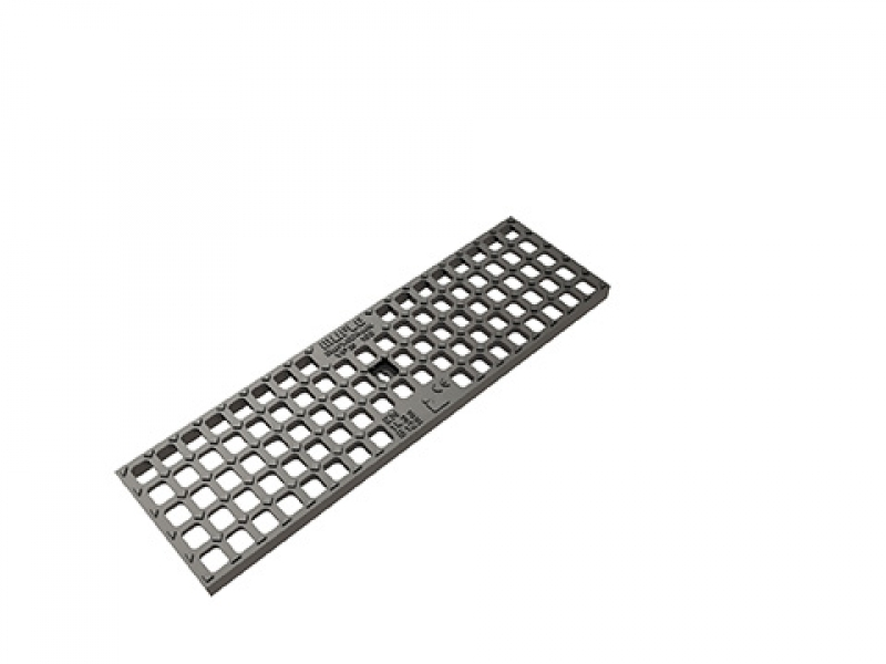VIP 100/55 GRID GALVANIZED STEEL