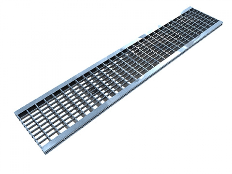 VIP 150/100 GRID GALVANIZED STEEL