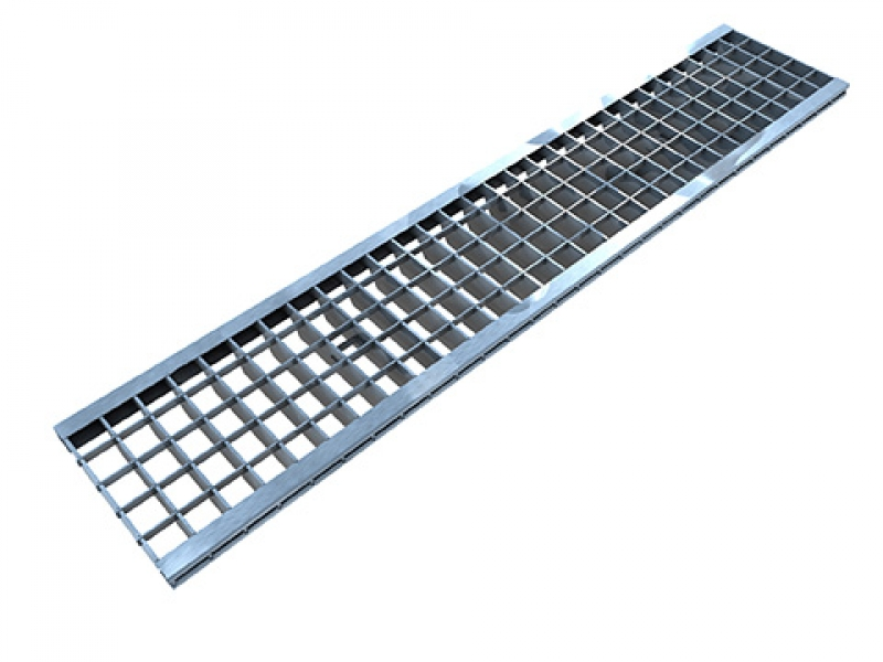 VIP 150/160 GRID GALVANIZED STEEL