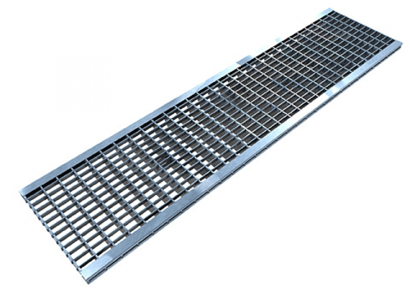 VIP 200/100 GRID GALVANIZED STEEL