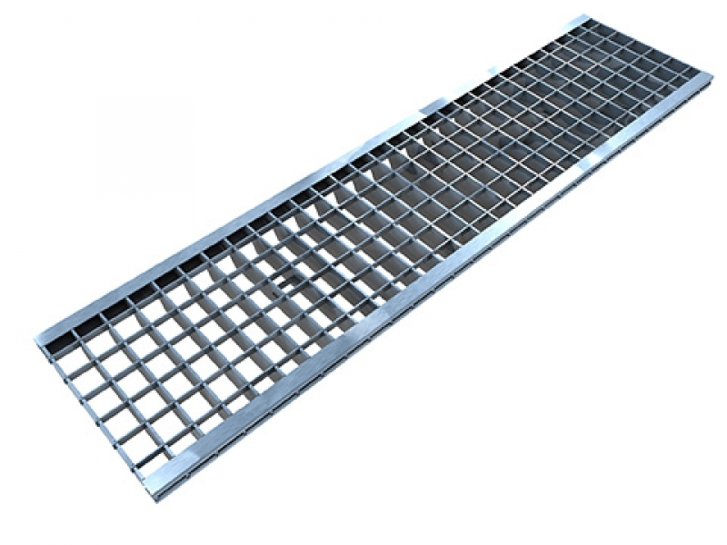VIP 200/160 GRID GALVANIZED STEEL